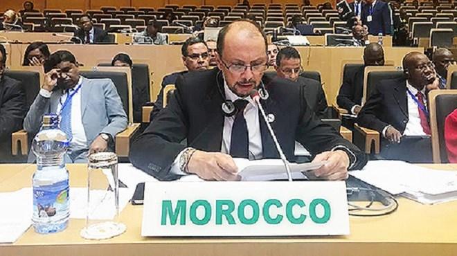 Le Maroc prend part à la 6ème retraite du Conseil Exécutif sur la Réforme de la Commission de l'UA