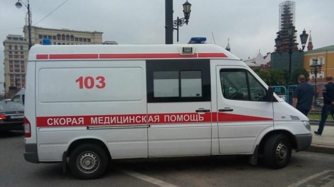Moscou : Vingt blessés dans le renversement d'un véhicule de transport de personnel