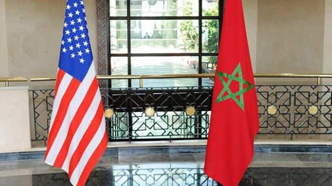 Maroc-Etats-Unis : Réunion à Washington du groupe de travail sur la sécurité du Dialogue stratégique