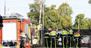 Quatre enfants tués lors d'une collision entre un train et un vélo aux Pays-Bas