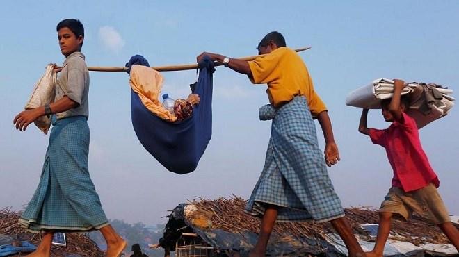 Rohingyas : un an après