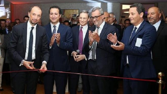 Société générale : Inauguration de la plateforme technologique SG ABS