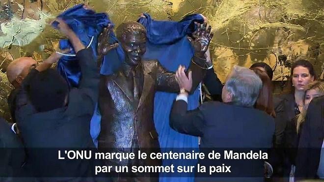 ONU : ouverture du « Sommet de la Paix Nelson Mandela »