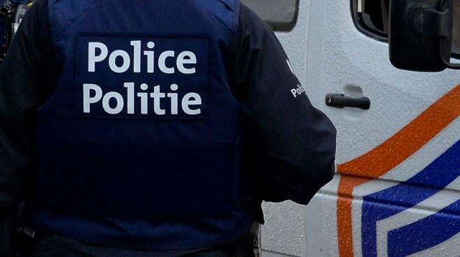 Un policier agressé au couteau à Bruxelles