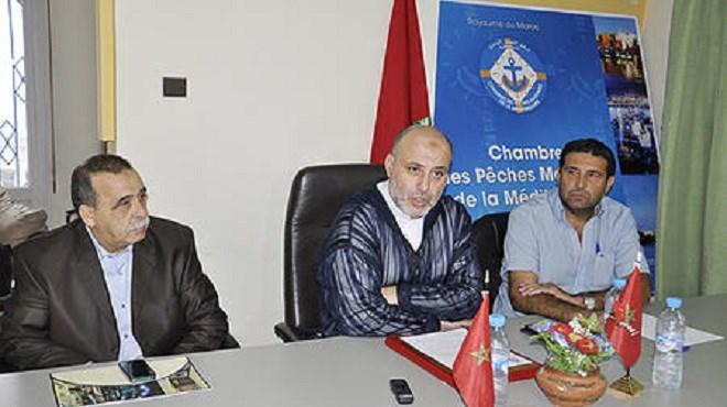 Youssef Benjelloun réélu président de la Chambre des pêches maritimes de la Méditerranée