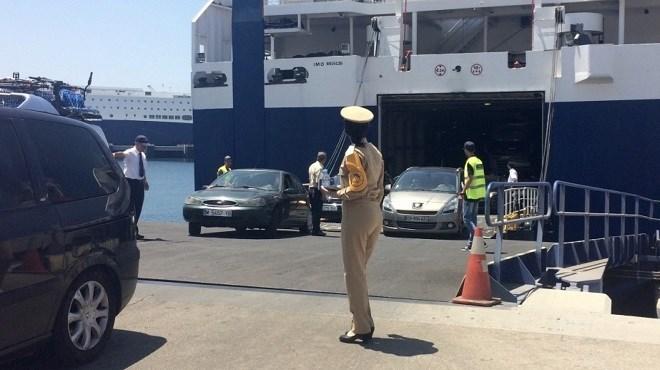 Opération Marhaba : Hausse du flux des passagers et des véhicules