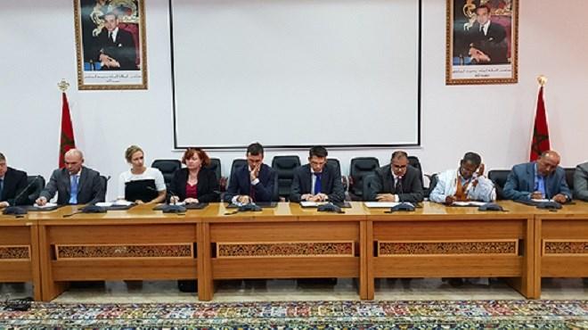 Région du sud : Des diplomates étrangers s'enquièrent des projets de développement