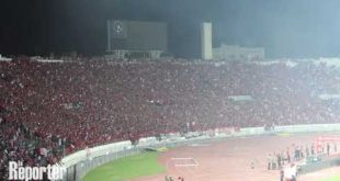 WAC-Safi : La liesse des supporters Wydadis