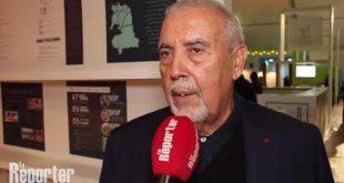 Oujda-Salon Maghrébin du Livre : Abdelkader Retnani représente les éditeurs du Maroc