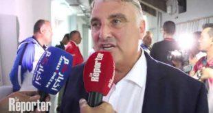 Coupe du trône : Noël Tosi commente la victoire du Wydad contre l'Ittihad de Tanger