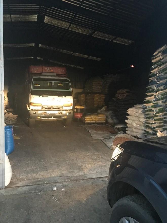 Kénitra : 300 tonnes de produits de contrebande saisies par la Brigade Nationale des Douanes