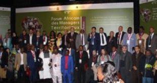 Afrique-Collectivités Locales : L'ALGA a fêté les coachs territoriaux