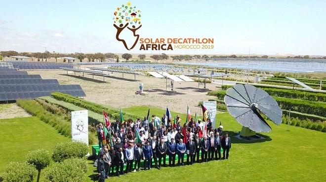 Al Akhawayn : Darnasol au Solar Decathlon Africa