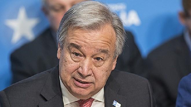 Le SG de l'ONU salue la décision de Sa Majesté le Roi d'accueillir à Marrakech la Conférence intergouvernementale sur la migration