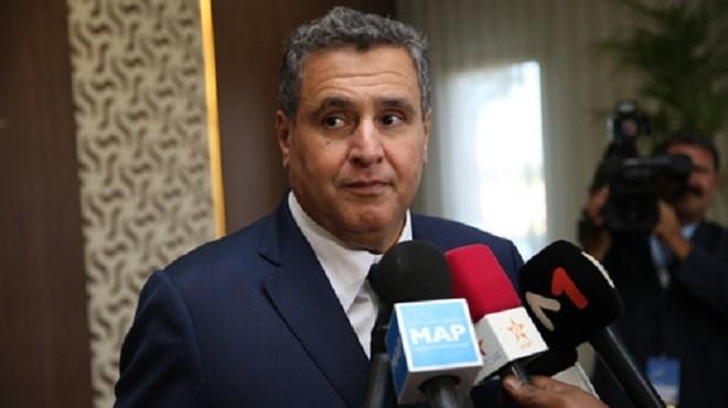 Aziz Akhannouch annonce la distribution de 1 million d'hectares au profit des petits agriculteurs