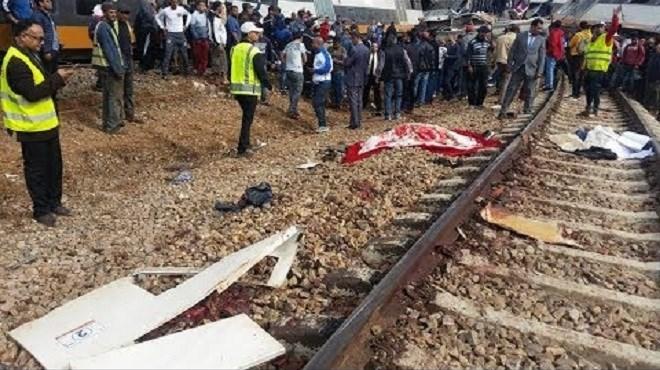 Déraillement de train à Bouknadel : SM le Roi ordonne une enquête judiciaire