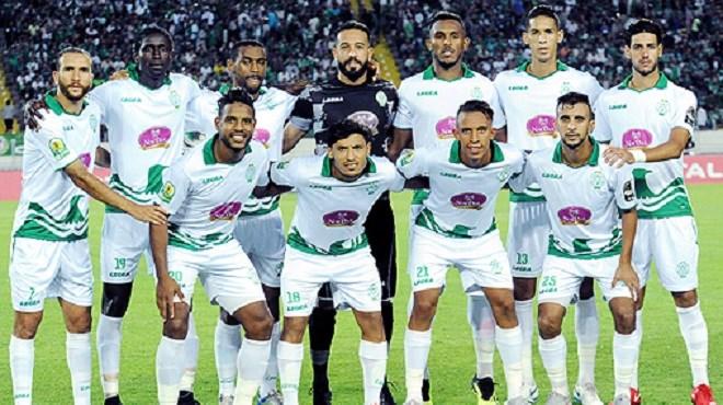 Coupe de la CAF : Le Raja de Casablanca s'impose sur la pelouse du FC Enyimba du Nigeria