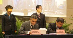 CFC : Un centre financier de Shanghai dans le giron
