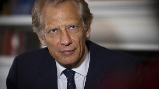Dominique De Villepin, ancien Premier ministre français