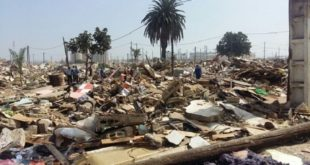 Al Ouasty, Hssibou, Douar Jdid, Arriki, Maurice… La colère des expulsés monte à Aïn Sebaâ !