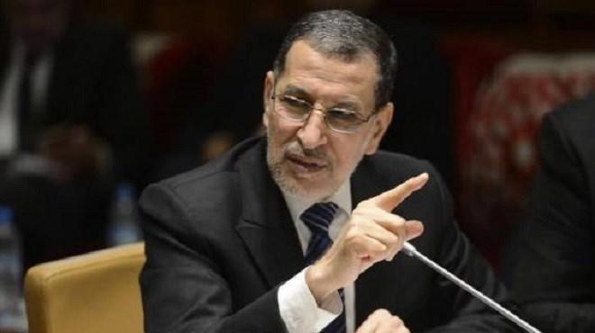 Flashs : El Othmani minimise la guerre de déclarations PJD-RNI