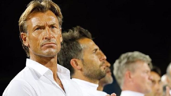 Eliminatoires CAN-2019 (3è/4è journées) : Hervé Renard dévoile la liste de l'équipe