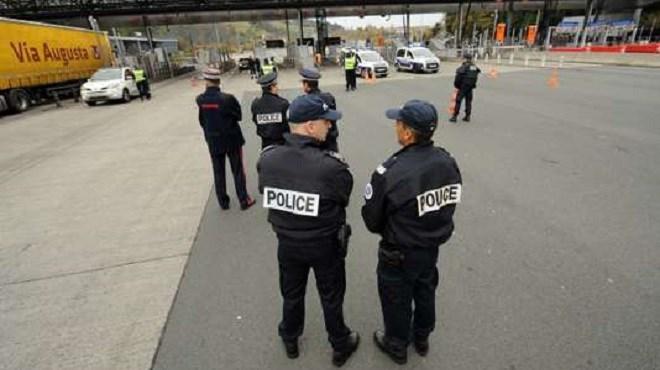 France : les contrôles aux frontières vont être prolongés jusqu'en avril 2019