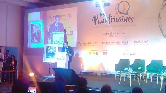 """Casablanca : Ouverture du deuxième Forum des """"Panafricaines"""""""