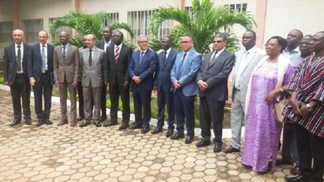 Maroc-Afrique-Coopération : L'ISM et  l'ENAM signent une convention