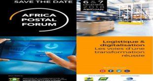 Maroc-CIV : Le 9ème Africa Postal Forum à Abidjan