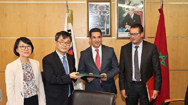 Maroc-Corée-Afrique : Un mémorandum triangulaire dans le domaine de la formation