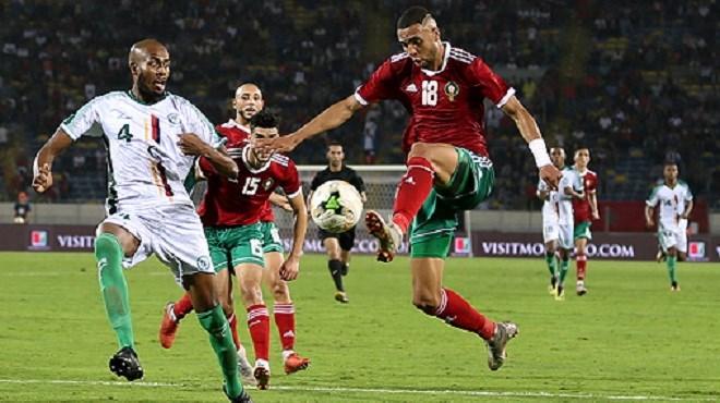 CAN-2019 : Les Lions de l'Atlas font match nul (2-2) face aux Comoriens