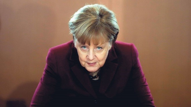 Angela Merkel : Une chancelière en hiver