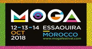 Essaouira vibre aux rythmes du Moga Festival 2018