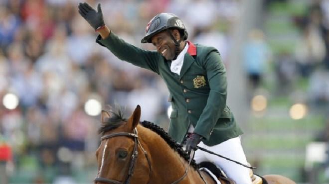 Morocco Royal Tour : Abdelkabir Ouaddar haut sur le podium