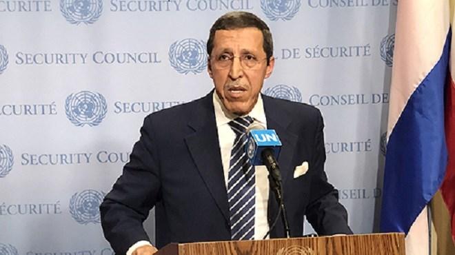 Omar Hilale : L'intégrité territoriale est un principe primant sur les autres règles de droit international