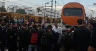 L'ONCF provoque la colère des voyageurs