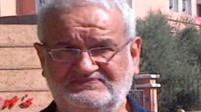 Omar El Kindi, membre du Collectif pour l'éradication du travail des «petites bonnes»