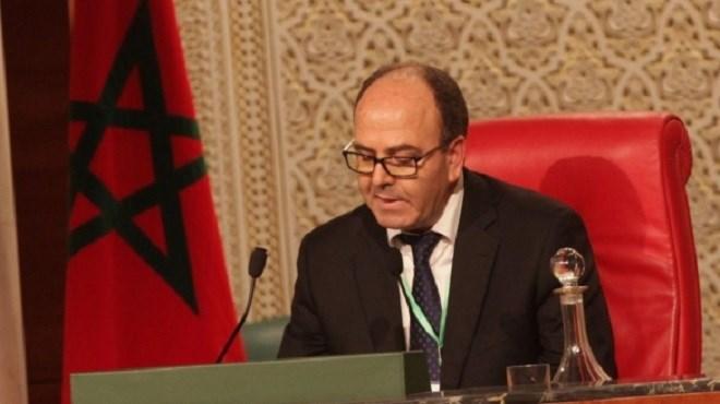 Hakim Benchamass reconduit à la tête de la Chambre des conseillers