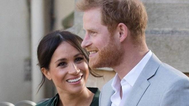 Le prince Harry et Meghan Markle attendent un heureux événement