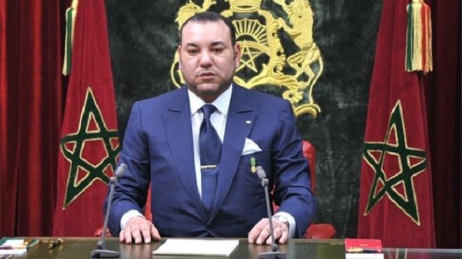 SM le Roi adresse un message de condoléances à SA Cheikha Fatima bint Mubarak