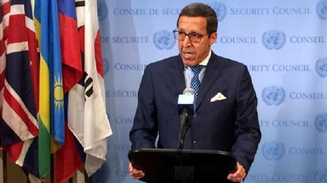 Omar Hilale : La 4ème Commission doit se dessaisir de la question du Sahara marocain
