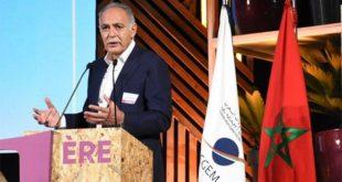 Salaheddine Mezouar, président de la CGEM