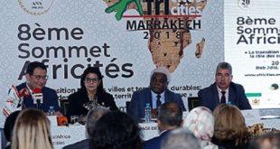 Sommet Africités 2018 : Rendez-vous du 20 au 24 novembre à Marrakech