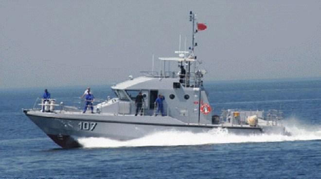 La Marine Royale porte secours à 242 migrants