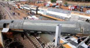 L'Espagne exprime sa solidarité avec le Maroc suite au déraillement d'un train à Bouknadel