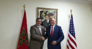 Marrakech : Entretien entre Akhannouch et le chef de l'Agence américaine de l'Agriculture des pays tiers au sein de l'USDA