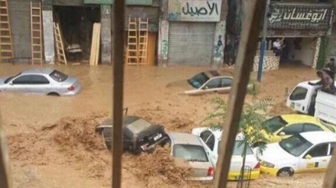 Véritable drame en Jordanie suite aux intempéries