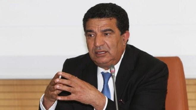 Mohamed Moubdie, chef du groupe Haraki à la Chambre des représentants