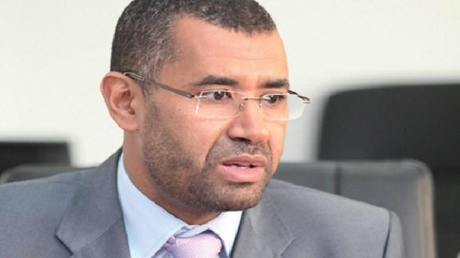 Abdallah Bouanou, chef du groupe PJD à la Chambre des représentants